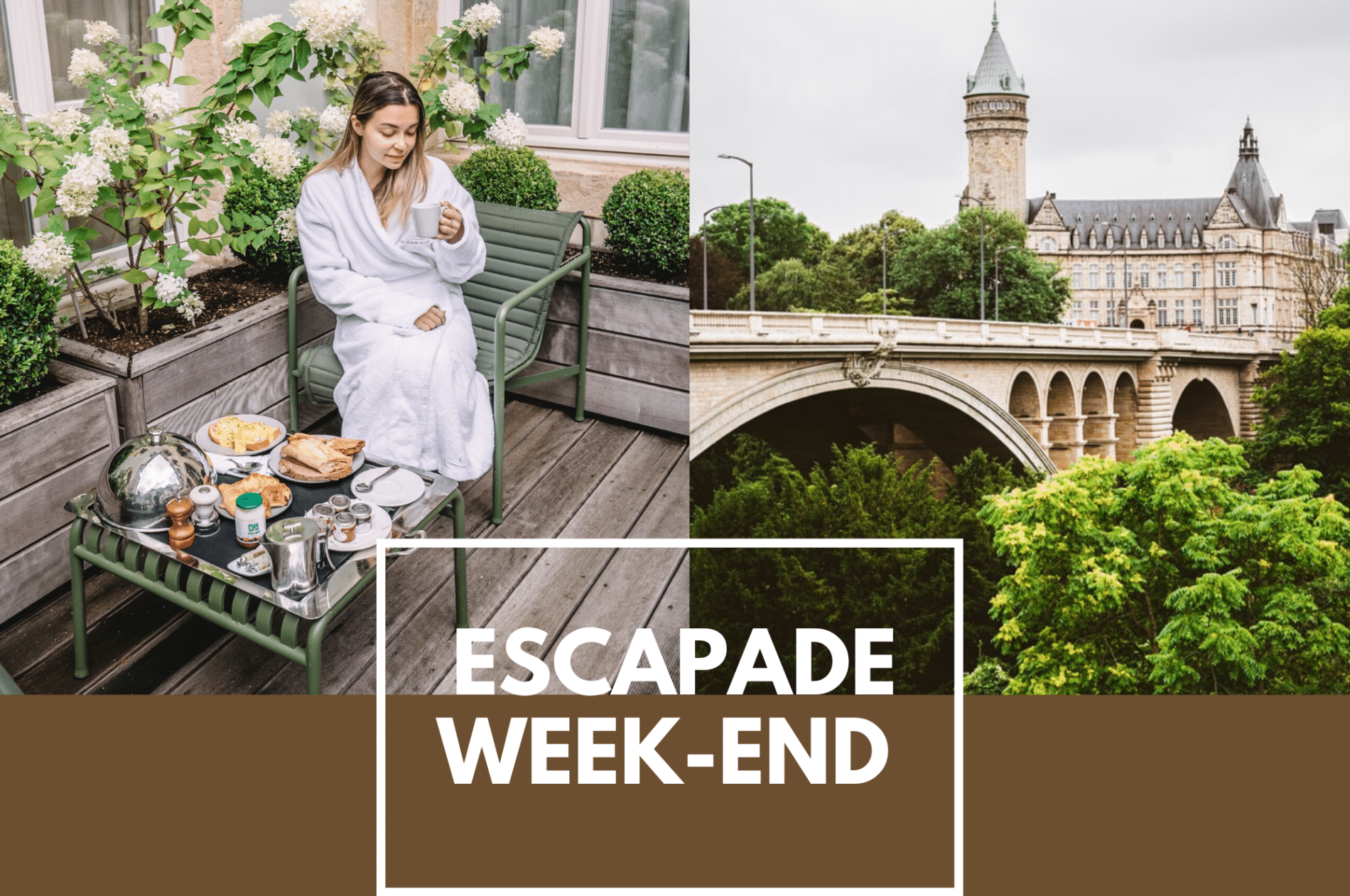 Escapade week-end FR